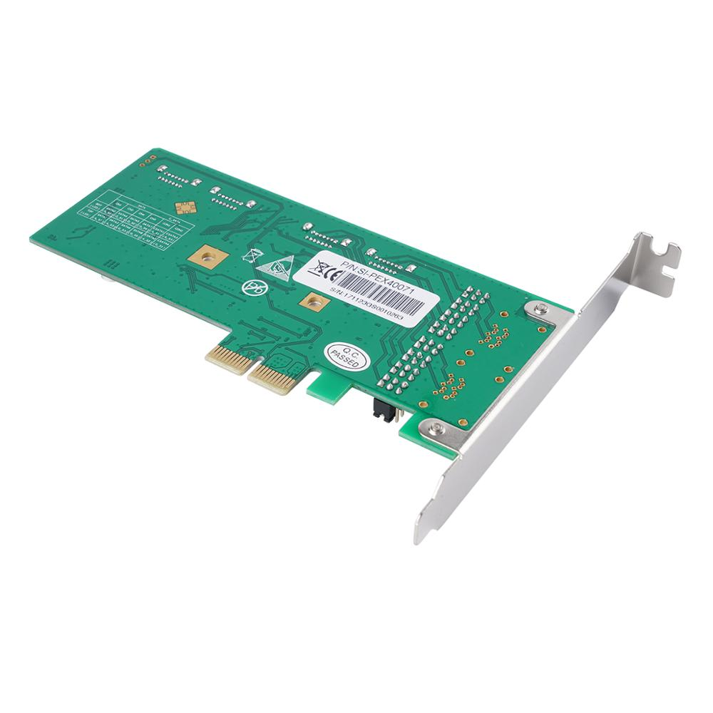 ORICO 8 Port SATA3.0 PCI-E Expansion Card Adapter 6Gbps High Speed For Desktop Computer Components X1/X4/X8/X16 PCI Express Card