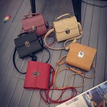 2017 neue frauen Japan und Koreanischen Stil Handtaschen Dame Messenger Bags Frauen handtaschen Schulter Pu-leder Handtasche