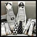 Catoon Travesseiro do bebê Meninos e meninas de Algodão Decoração Do Quarto Do Bebê Cama de Criança Boneca Crianças Presentes 1 pcs