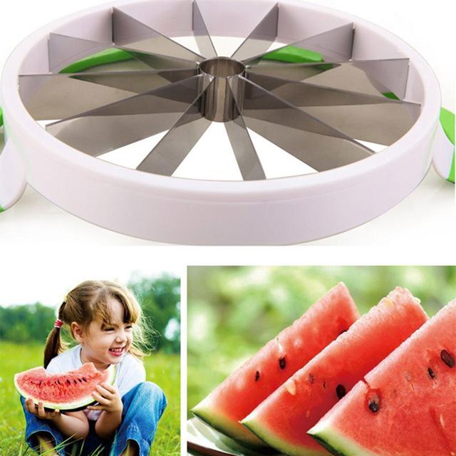 Stainless Steel Watermelon Slicer 20.5cm