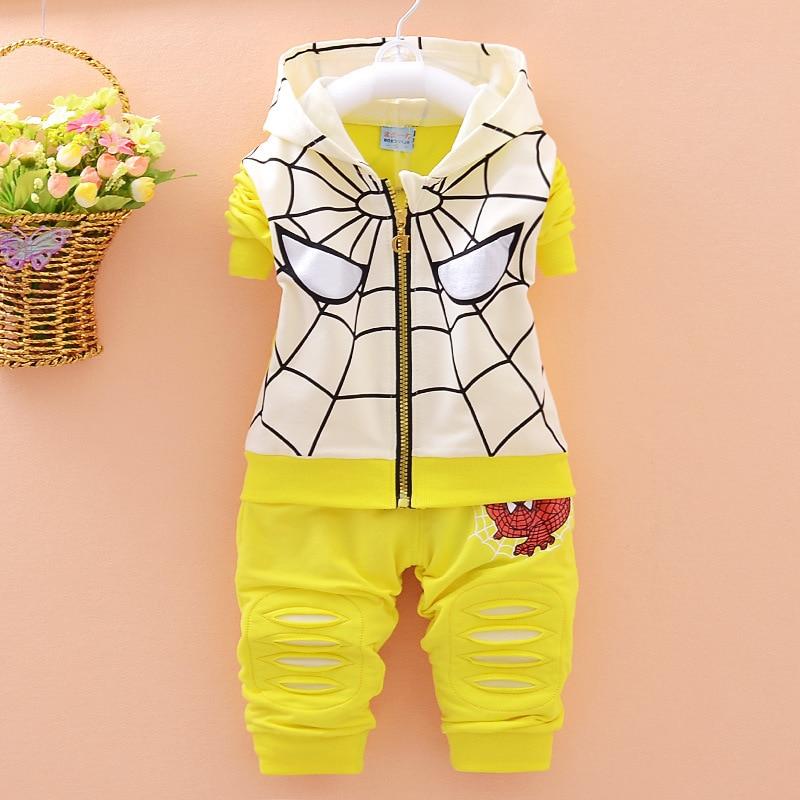 <font><b>Spiderman</b></font> Kids Clothes Summer 2017 Children Costume boys clothes fashion toddler boys clothing <font><b>sets</b></font> for age <font><b>1</b></font>,2,<font><b>3</b></font>,4 years