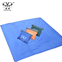 210D Oxford cloth Camping Mat outdoor mat Folding waterproof waterproof tents to seat multi-functional thick outdoor mats