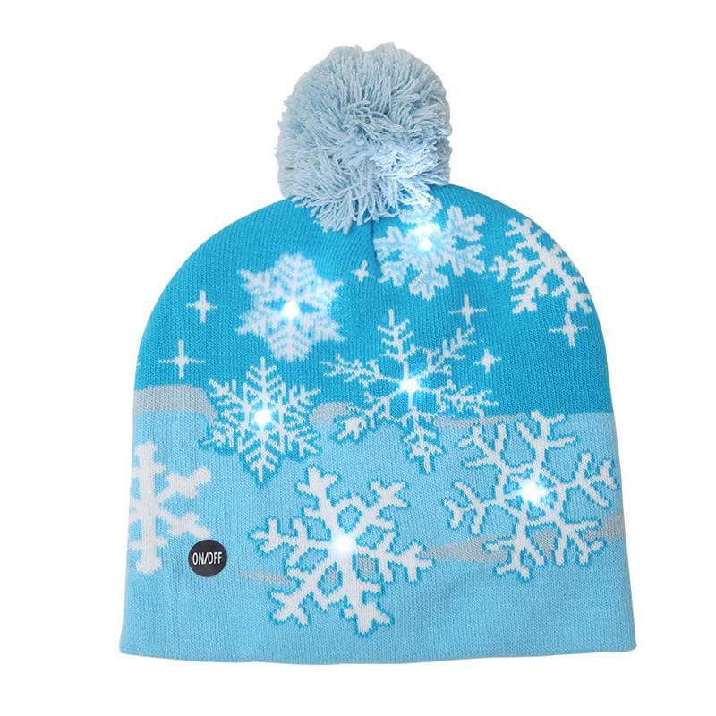 Dropwow 1 Pcs LED Christmas Beanie Ugly Christmas Sweater Christmas ... 77f0b4b880d8