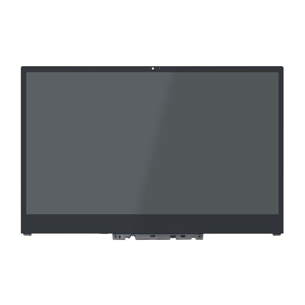 4 К UHD 3840X2160 FHD 1920X1080 ips ЖК дисплей светодиодный Сенсорный экран планшета сборки + ободок для lenovo йога 720 15IKB 80X7 81AG 80VR