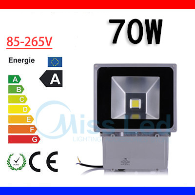 Waterproof IP65 70w Led Flood light 85-265v outdoor lighting lamp flood light White Warm white Blue Green For Hotel Grass ultrathin led flood light 200w ac85 265v waterproof ip65 floodlight spotlight outdoor lighting free shipping
