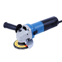 Angle grinder portable grinding wheel cutting machine angle polishing machine polishing machine power tool FF05-100B недорого