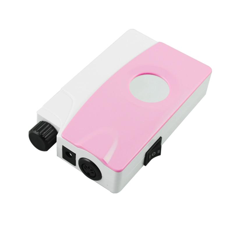 OPHIR 20 Вт Портативный Перезаряжаемый электрический сверлильный станок для ногтей Маникюрные наборы пилочка для ногтей сверла шлифовальная ... - 2