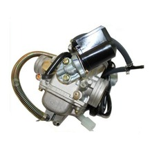 Goofit 24mm Carburetor with 42mm air filter motorcycle carburetor for GY6 125cc 150cc ATV Go Kart