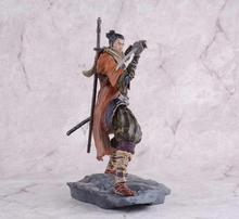 20cm SEKIRO Shadows Die Twice game figures Anime PVC Action Figures toys Anime figure Toys For Kids children Christmas Gifts alen black widow 27cm 1pcs pvc figures play arts kai the avenger marvel action anime figures kids gifts toys