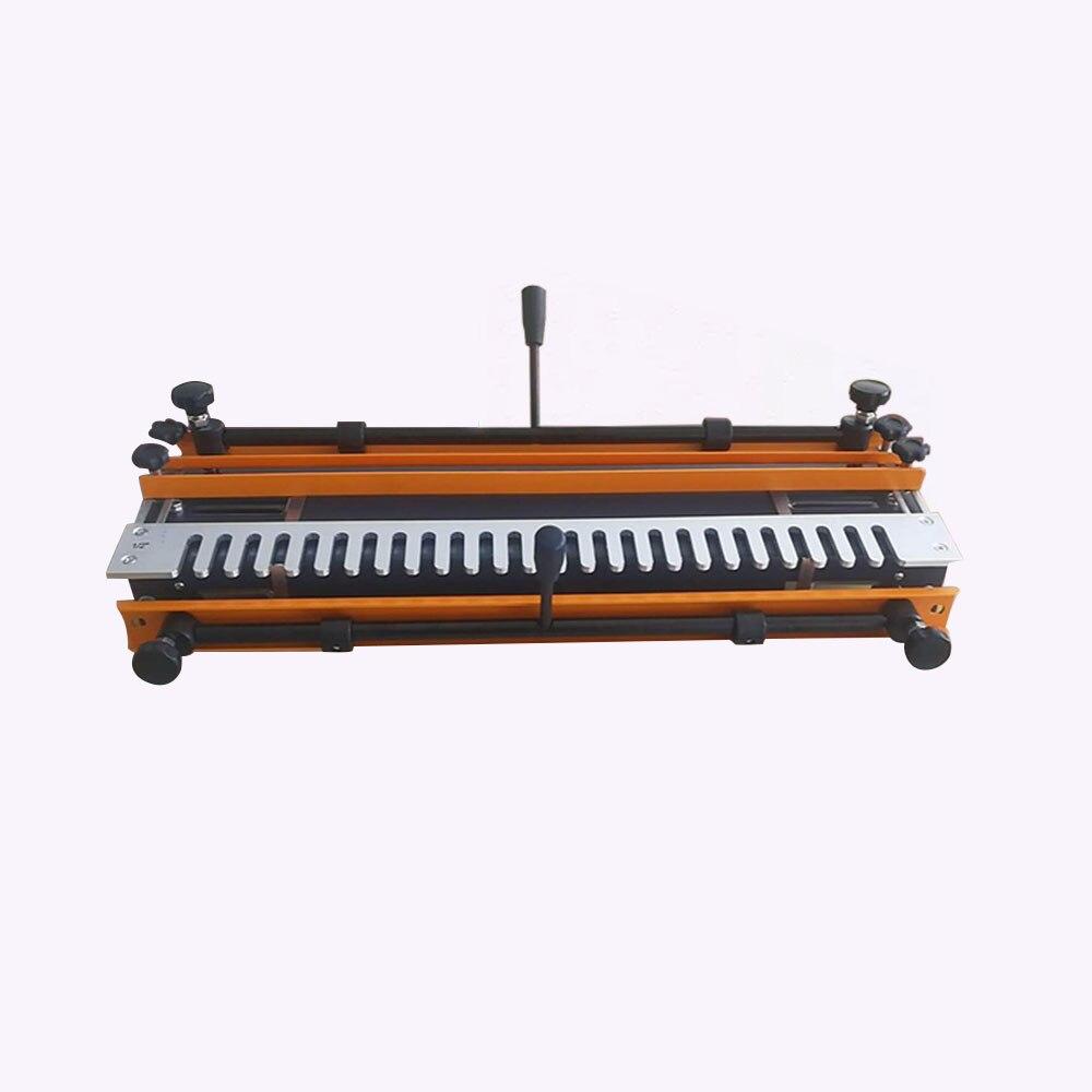 Высокое качество 24 дюймовый деревянный шипорезный Станок ласточкин хвост деревообрабатывающий инструмент с 1 полупроницаемым шаблоном + 1