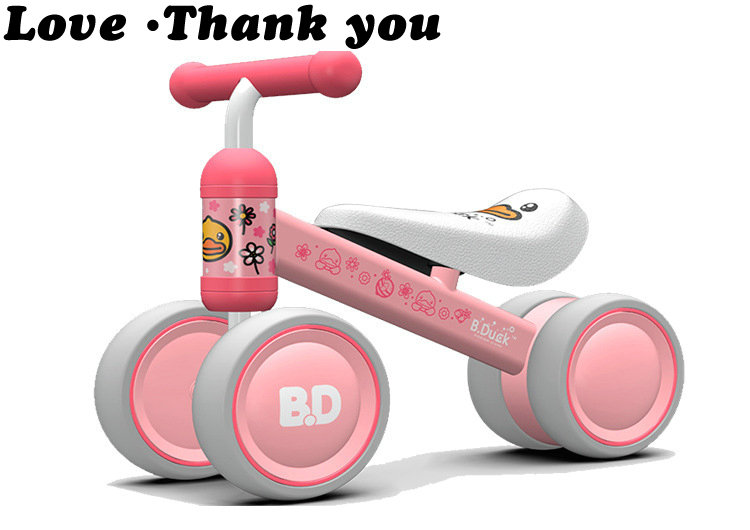 Children's balance car, baby coaster, no pedal bike, First Bike ,mini Bike ,D-bike factory outlet 10inch baby balance bike with adjust handle no pedal kids bike pink baby balance bike with asjust seat