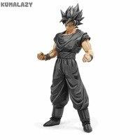 Figura Dragon Ball Goku Figura MSP Super Saiyan SonGoku figura PVC 280mm DBZ DragonBall Dragon Ball Z Figura de Acción Z