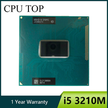 Intel Core i5 3210M 2.5Ghz Dual Core Del Computer Portatile Processore SR0MZ presa G2 i5 3210M CPU