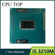 intel Core i5 3210M 2.5Ghz Dual Core Laptop Processor SR0MZ socket G2 i5 3210M CPU