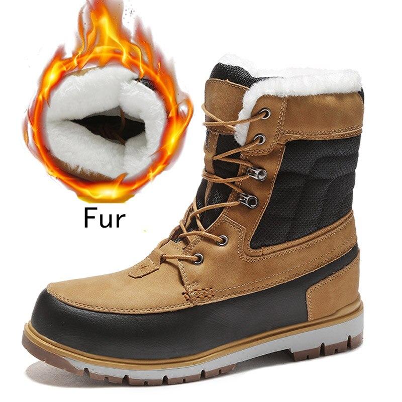 Calçado Trabalhar Para 45 Botas Borracha Inverno Neve Quentes 46 Sapatos 2018 Alta Qualidade Gray Homem Masculino Segurança Adulto Homens De Casuais khaki dTzgqw