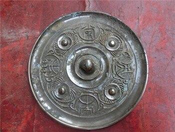 Antique bronze bronze mirror bronze mirror 2443 town house evil appreciation appreciation collection