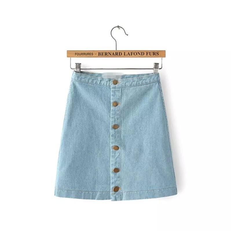 HTB13M9zKpXXXXcrXpXXq6xXFXXX7 - Women Denim Skirt Jeans Short PTC 57