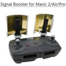 цены Remote Controller Antenna Extender Amplifier Range Signal Booster for DJI Mavic 2 Pro Zoom Mavic Pro Mavic Air Spark Accessories