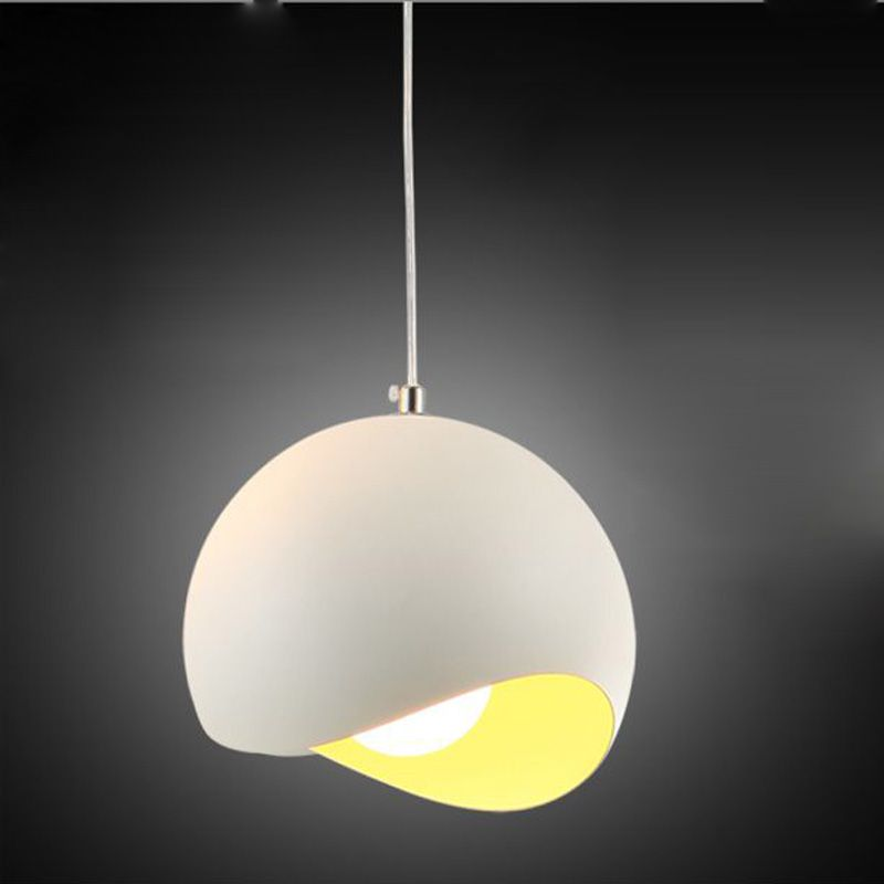 Creative Iron Dining Room Pendant Lamp Simple Fashion Cafe Bar Pendant Lamps Restaurant Pendant Light a1 master bedroom living room lamp crystal pendant lights dining room lamp european style dual use fashion pendant lamps