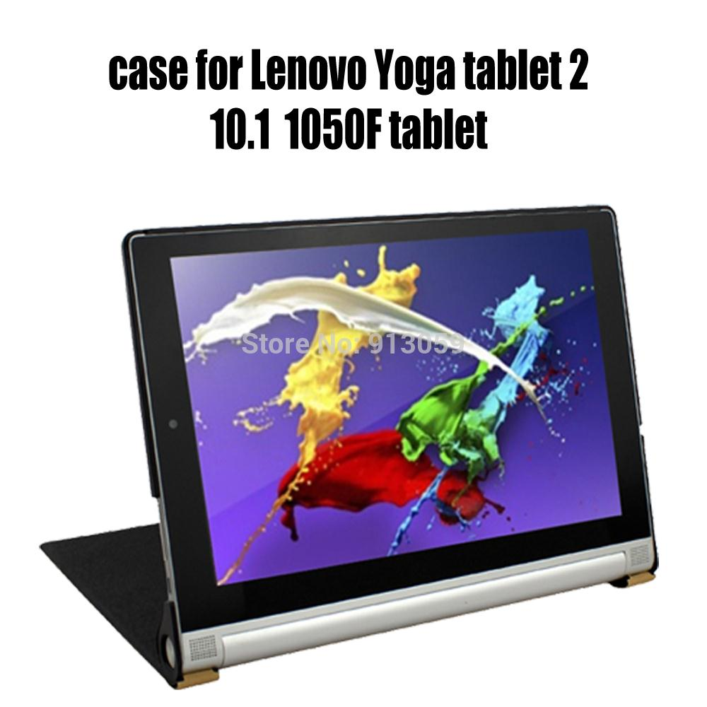 case for lenovo yoga tablet 2 10.1 1050 1050F  tablet PC Leather Stand flip smart Case Cover funda + stylus pen magnetic stand smart pu leather cover for lenovo miix 320 10 1 tablet pc funda case free otg stylus pen