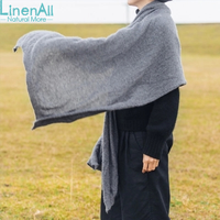 100 Cashmere Scarves Women S Classic Fashion Cashmere Gray Light Soft Big Scarves And Wraps