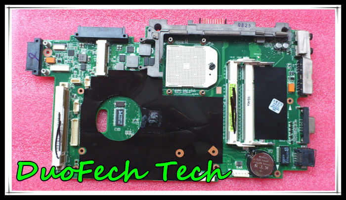 ФОТО K51AB K70AD with Graphics slot Mainboard Fit for asus K70AD K51AB Notebook PC,100% fully tested