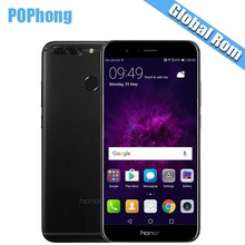 "Global ROM Huawei Honor V9 4GB/6GB RAM 64G/128GB ROM LTE Mobile Phone 5.7""2560x1440 Kirin960 Octa Core Dual 12.0MP QuickCharge N(China)"