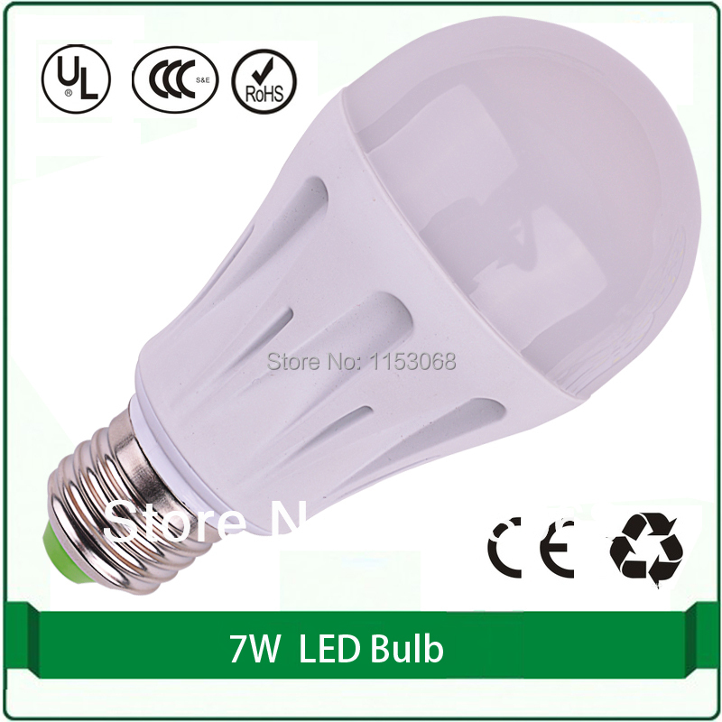 free shipping led bulbe 7W 9W e27 e26 led bulb lamp 3000K 4000K 6000K warm white natural white cool white bulbs
