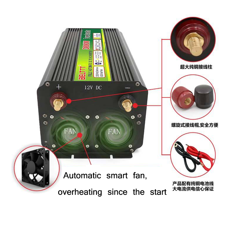 Car Inverter  16
