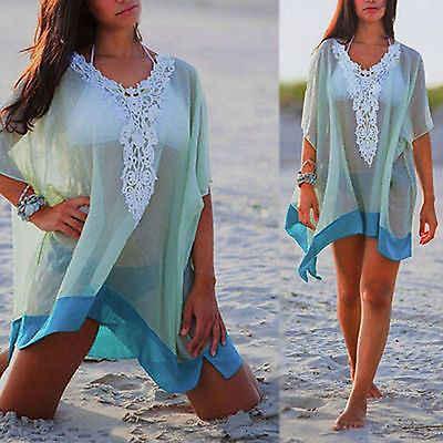 36a14119ffe2c 2017 Women Swimwear Ladies Chiffon Wrap Beach Dress Sarong Pareo Bikinis  Set Cover-Ups Scarf