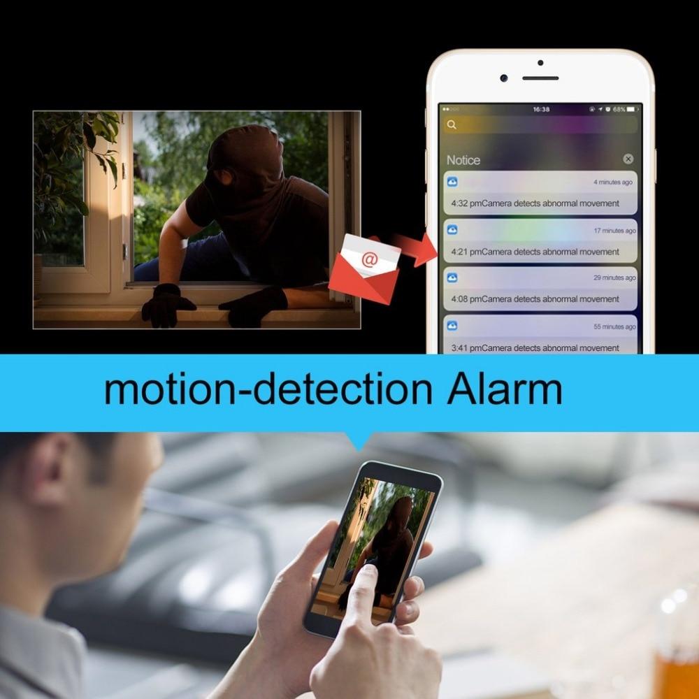 960P VR WI-FI 360 Degree Panoramic Camera Motion Detection FisheyeS Smart Wireless IP Camera For Home Monitor EU Plug