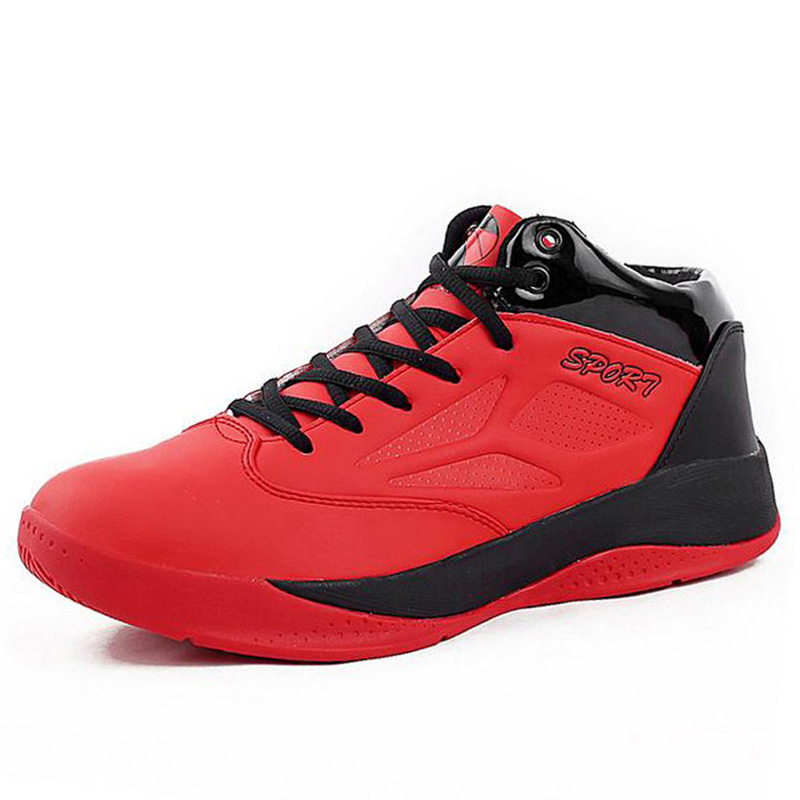 Men Wade Professional Basketball Shoes Stability Cushioning Sneakers Dot Breathable Sport Shoes