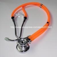 สีส้มนีออนมัลติฟังก์ชั่คู่หัวมืออาชีพใหม่คลินิกทางการแพทย์คลาสสิกหมอหูฟั
