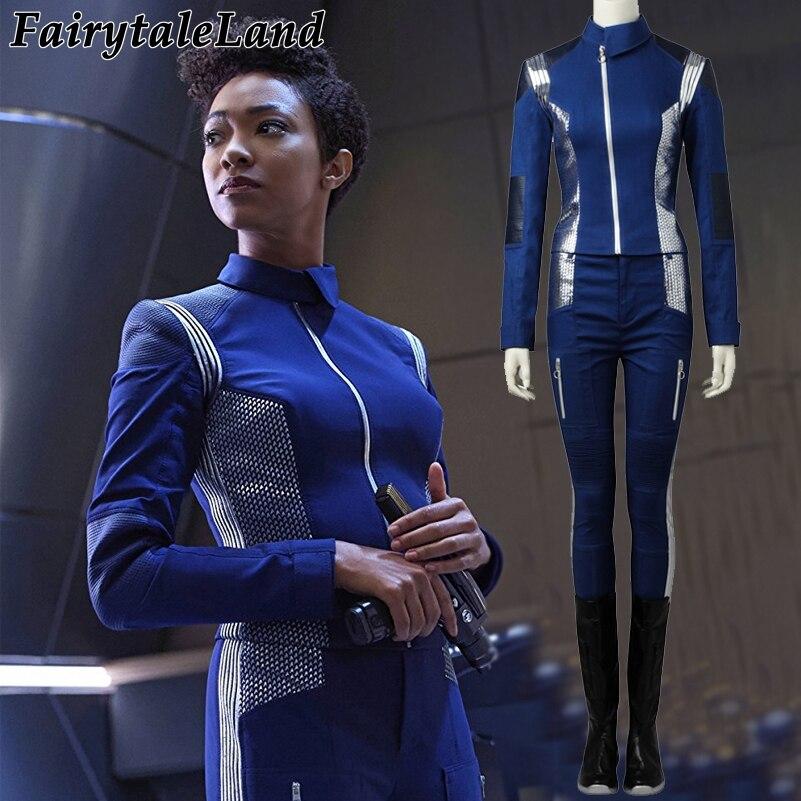 discovery cosplay trek Star
