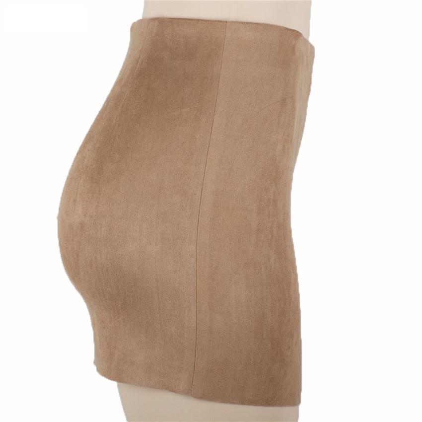 HTB13MDpQXXXXXbkapXXq6xXFXXXn - FREE SHIPPING Women Suede Mini Skirt JKP198
