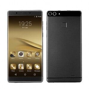 Image 2 - 6.0 Pollici Grande Schermo Smart Phone Cectdigi P9 + Sbloccato Dual Sim SmartPhone 3G WCDMA MT6580 Quad Core 512MB + 8GB Custodia In Pelle