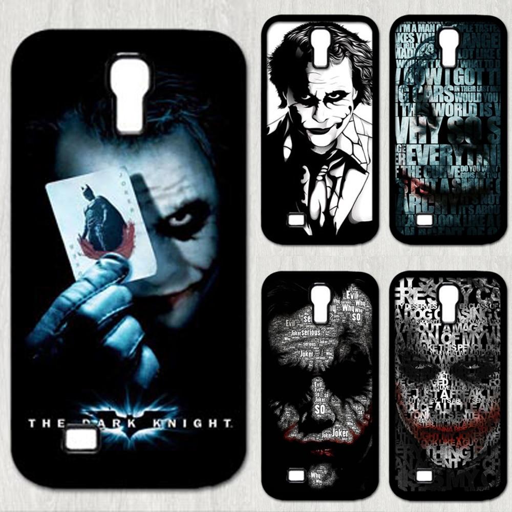 Joker & batman THE DARK KNIGHT fashion movie original Case cover samsung galaxy note 2 N7100 note2 2014 new RZ6277 - Abs Phone Cases store