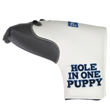 Pu Leather Golf Blade Putter Cover Headcover Training Aids Club Accessories