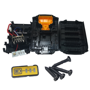 Image 3 - For Dewalt 18V 20V Battery Plastic Case 1.5Ah DCB200 DCB201 DCB203 DCB204 Li ion Battery Cover Parts