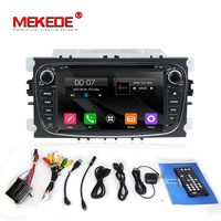 wholesale!! 7 Inch Car DVD radio stereo Player For Mondeo/S MAX/Connect/FOCUS 2 2008 2011 With Radio GPS BT 1080P Ipod free map