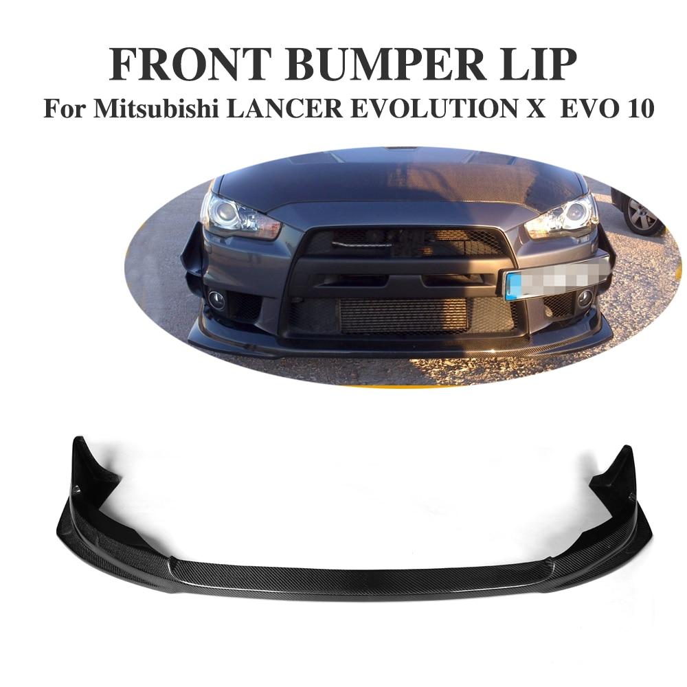 Mitsubishi Evo 2010 For Sale: Aliexpress.com : Buy Carbon Fiber Auto Front Lip For For
