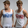 Men cotton  top shirts Stretch new male fashion Wear Top House Wearing Size M L XL XXL