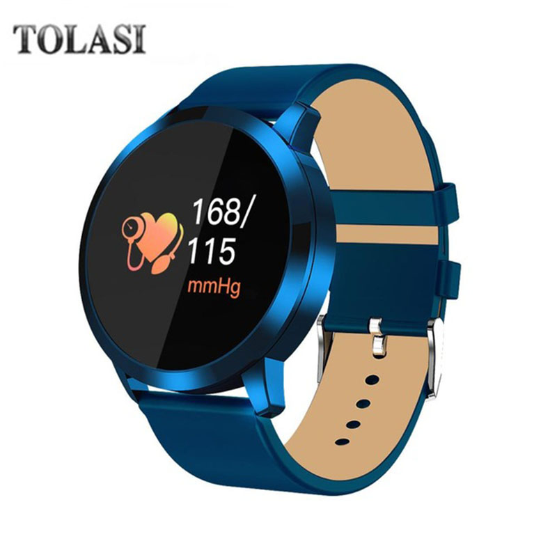 Q8 Touch Screen Smartwatch Heart Rate Fitness Smart Watch Men Women IP67 Waterproof Sport Fitness Wearable Devices Electronics цена