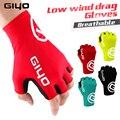 Giyo велосипедные перчатки с полупальцами гелевые спортивные велосипедные гоночные перчатки для велосипеда Mtb Дорожные Перчатки Guantes перчат...