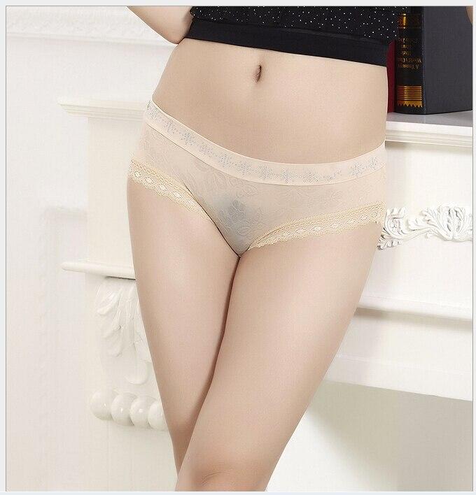 0e9b6b788d88 Women thong underwear and g string brand underwear pink transparent  underwear lace underwear women free shipping