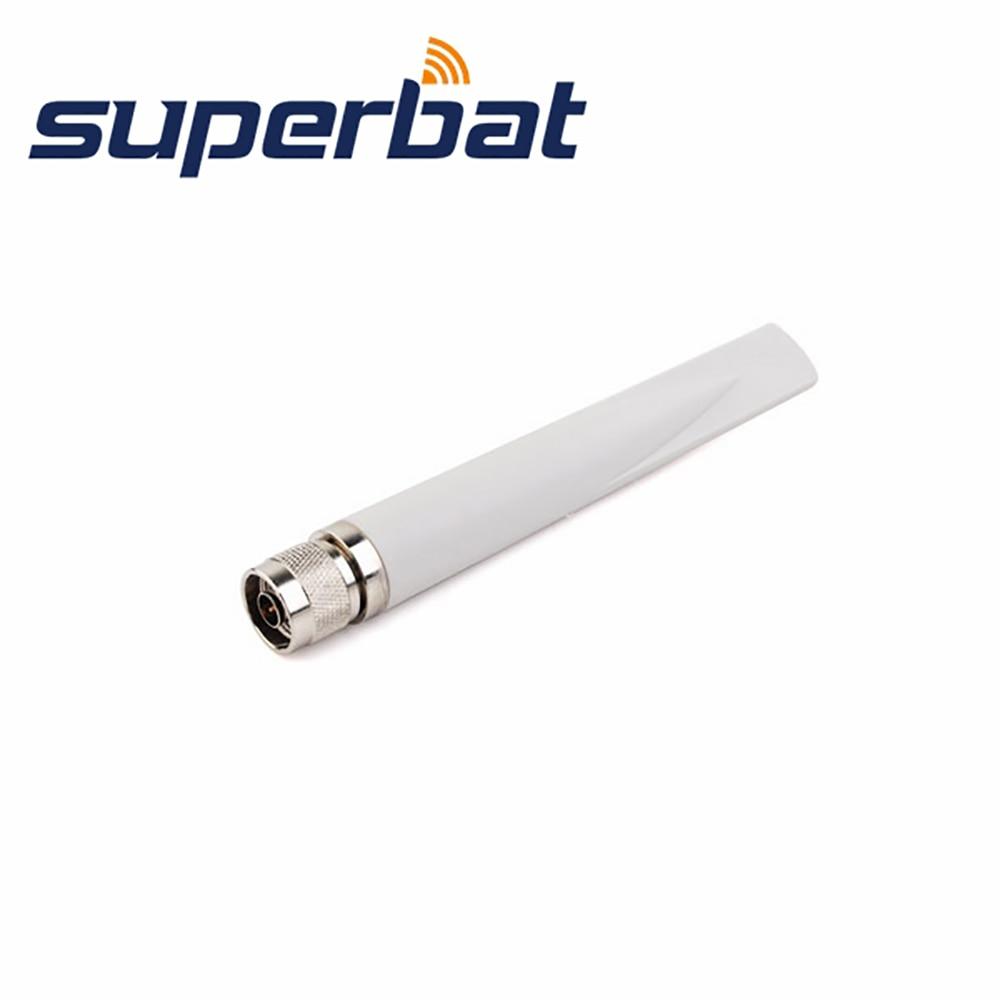Superbat резиновая антенна wifi 2,4 GHz 5dBi D-LinkR LinksysR IEEE 802.11b, 802,11g WLAN PCI карта направленного N Антенна усилитель