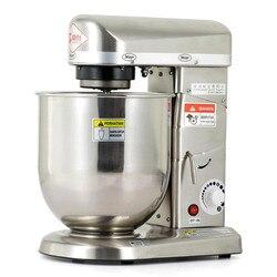 220V Multifunctional Electric Dough Mixer Machine 5L 7L 10L Available Stand Food Mixer  Egg Beater Dough Mixer Machine EU/AU/UK