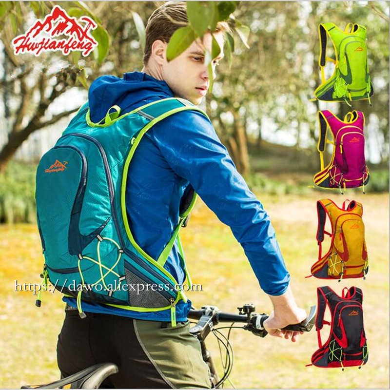 2017 New arrival Brand Outdoor sport Mountain Bike Bag Hydration Pack Water Backpack Cycling Bicycle Bike/Hiking Climbing Pouch roswheel 22l ultralight cycling mountain bike bag hydration pack water backpack reflective bicycle bike hiking climbing pouch