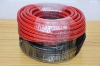 Single core multi strand copper cord, flame retardant PVC shell, soft/hard