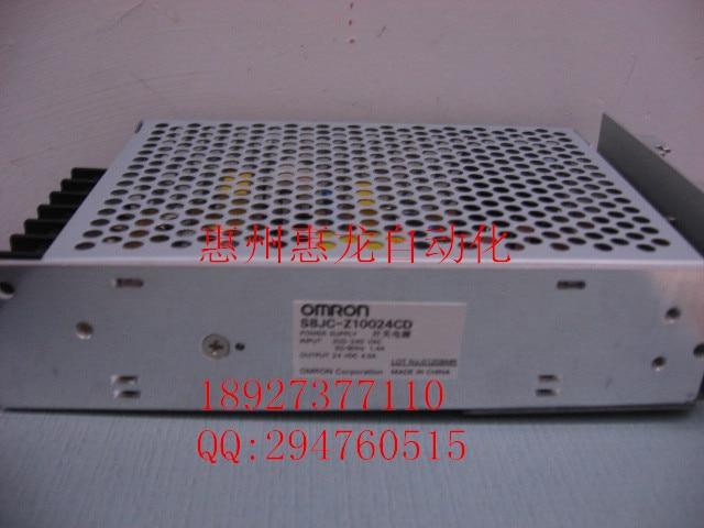 цена на [ZOB] New original OMRON Omron Switching Power Supply S8JC-Z10024CD DC24V --5PCS/LOT